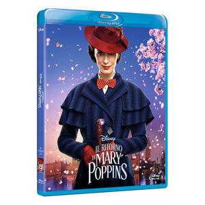 Il ritorno di Mary Poppins - Blu-Ray - thumb - MediaWorld.it
