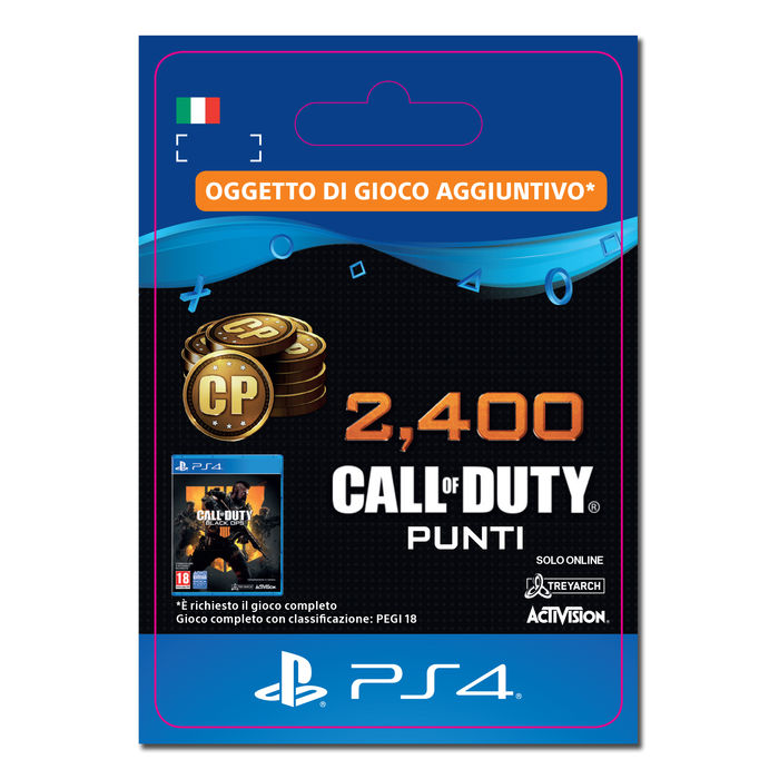 COD BO4 2400 PTS ESD - thumb - MediaWorld.it