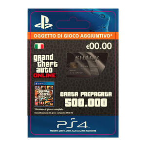 GTA BULLSHARK CASH ESD - thumb - MediaWorld.it