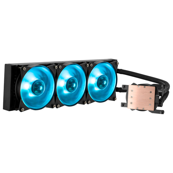 COOLERMASTER MASTERLIQUID ML360 RGB TR4 EDITION - PRMG GRADING OOCN - SCONTO 20,00% - thumb - MediaWorld.it