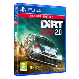 DiRT Rally 2.0 - Day One Edition - PS4 - thumb - MediaWorld.it
