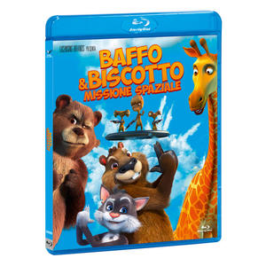 Baffo & Biscotto. Missione spaziale - Blu-Ray - thumb - MediaWorld.it