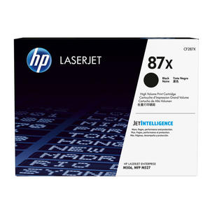 HP 87X Nero cartuccia toner originale LaserJet ad alta capacità CF287X - thumb - MediaWorld.it