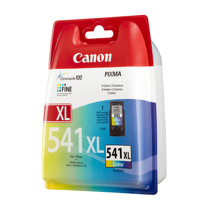 CANON MULTIPACK PG-540XL/CL-541XL BLISTER - thumb - MediaWorld.it