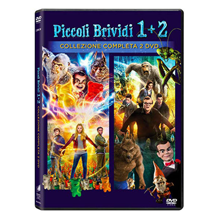 Piccoli Brividi 2 Movie Collection - DVD - thumb - MediaWorld.it