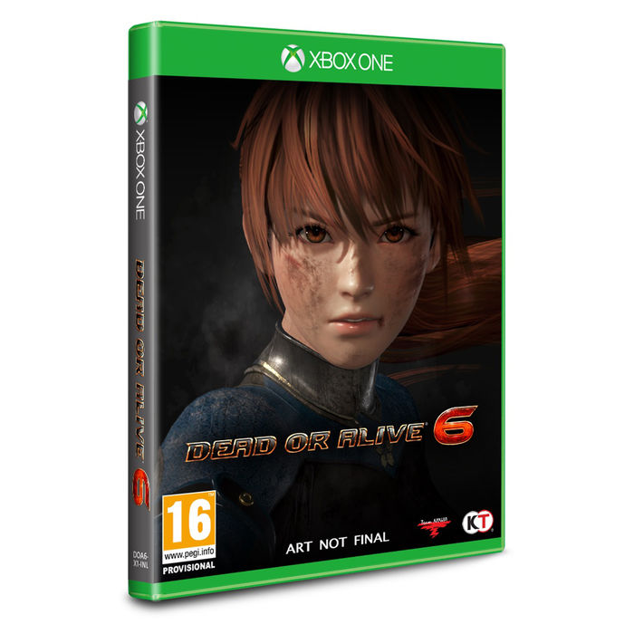 Dead or Alive 6 - XBOX ONE - thumb - MediaWorld.it