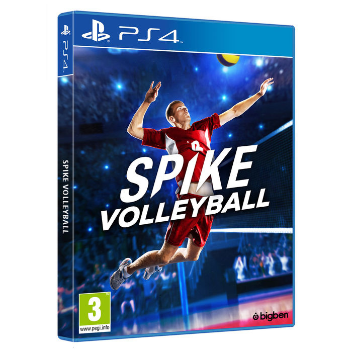 Spike Volleyball - PS4 - thumb - MediaWorld.it