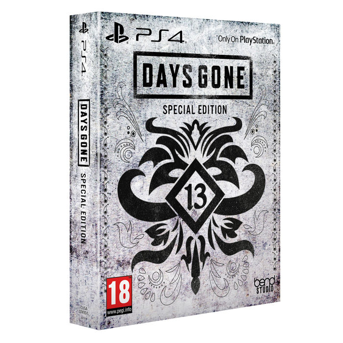 Days Gone Special Edition - PS4 - thumb - MediaWorld.it