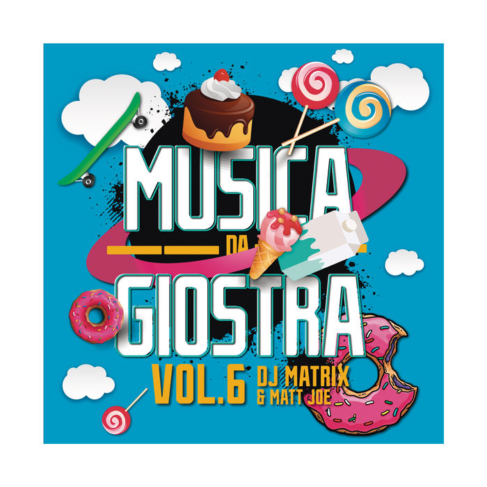 DJ Matrix, DJ Matt Joe - Musica da giostra vol.6 - CD - thumb - MediaWorld.it
