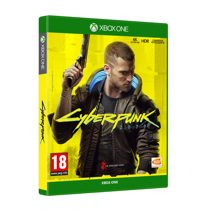 PREVENDITA Cyberpunk 2077 - XBOX ONE - thumb - MediaWorld.it