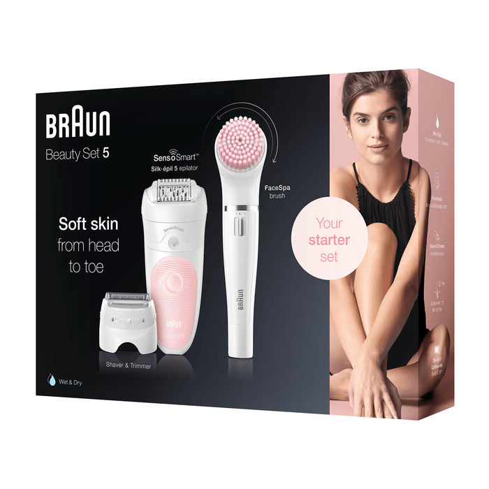 BRAUN Silk-épil 5-885 - thumb - MediaWorld.it