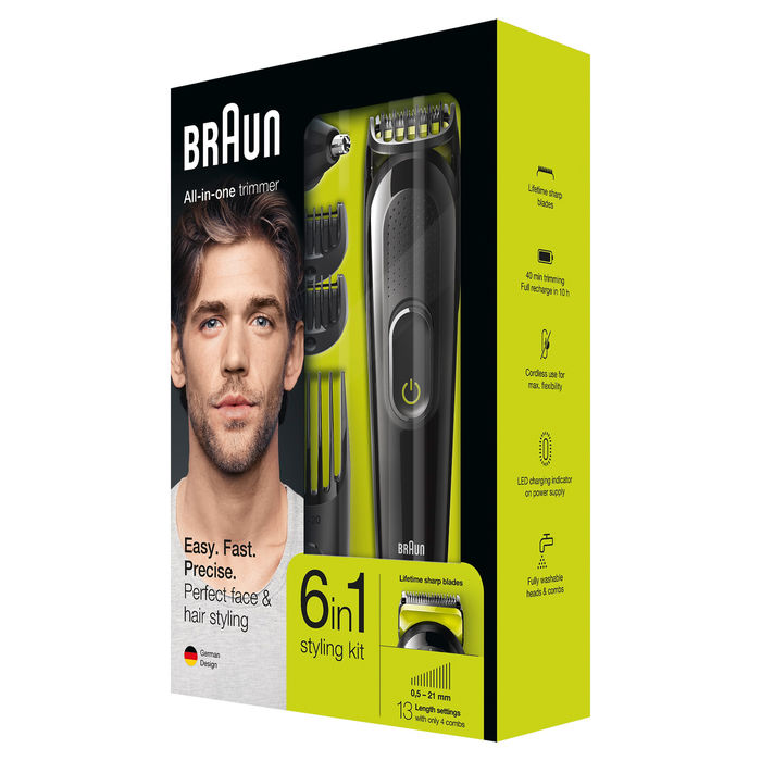 BRAUN MGK 3021 - thumb - MediaWorld.it