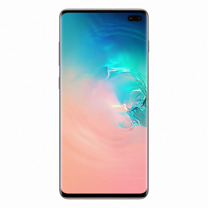 SAMSUNG Galaxy S10+ 512GB White - thumb - MediaWorld.it