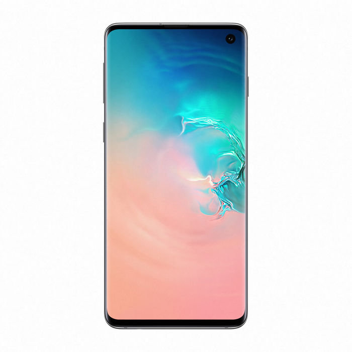 SAMSUNG Galaxy S10 128GB White - thumb - MediaWorld.it