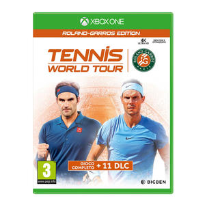 BIG BEN TENNIS W.T.- RG EDITION - MediaWorld.it