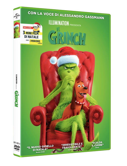 Il Grinch - DVD - thumb - MediaWorld.it