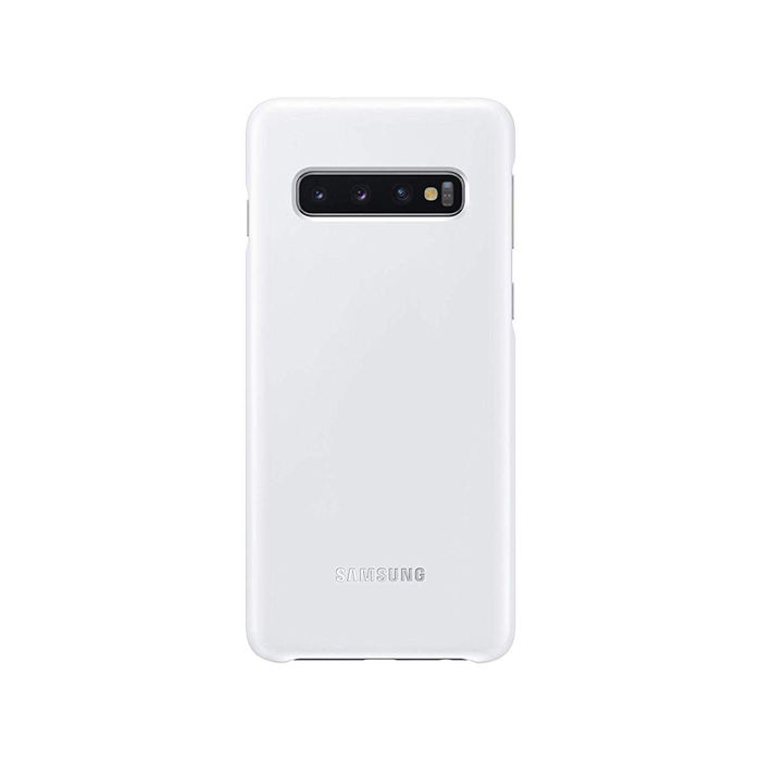 SAMSUNG LED Cover Galaxy S10 White - thumb - MediaWorld.it