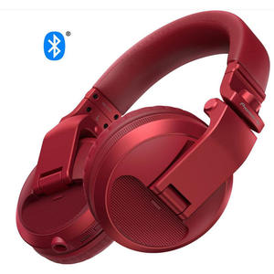 PIONEER DJ Cuffie HDJ-X5BT Red - MediaWorld.it
