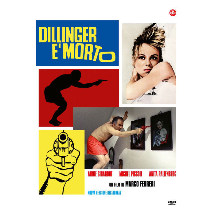 Dillinger è Morto - DVD - thumb - MediaWorld.it
