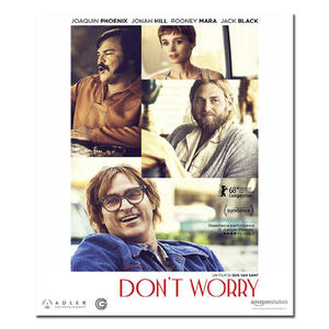 Don't Worry - Blu-Ray - MediaWorld.it