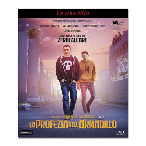 La profezia dell'armadillo - Blu-Ray - MediaWorld.it
