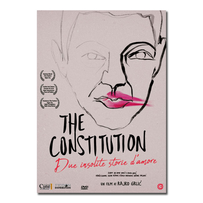 The Constitution - Due insolite storie d'amore - DVD - thumb - MediaWorld.it