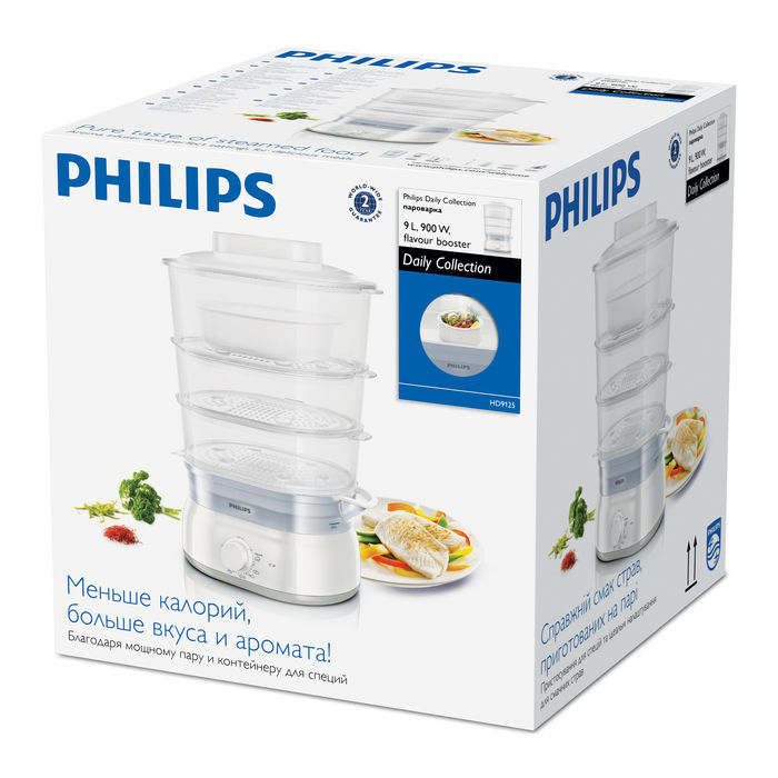 PHILIPS Daily Collection HD9125/90 - PRMG GRADING OOCN - SCONTO 20,00% - thumb - MediaWorld.it