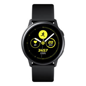 SAMSUNG Galaxy Watch Active Black - thumb - MediaWorld.it
