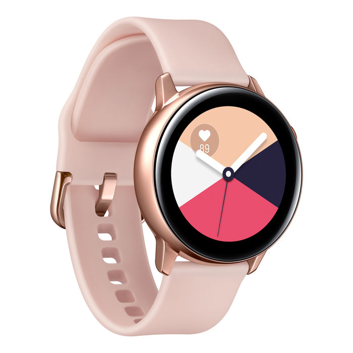 SAMSUNG Galaxy Watch Active 40 mm Gold - thumb - MediaWorld.it