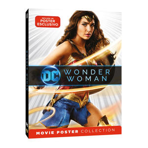 Wonder Woman - DVD - thumb - MediaWorld.it