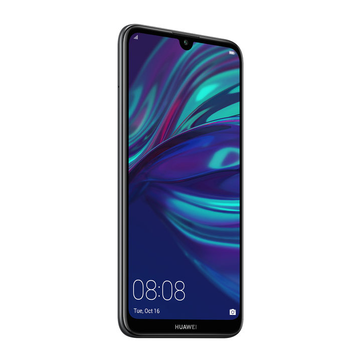 HUAWEI Y7 2019 Midnight Black - thumb - MediaWorld.it