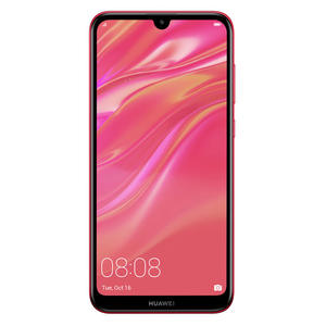 HUAWEI Y7 2019 Coral Red - MediaWorld.it