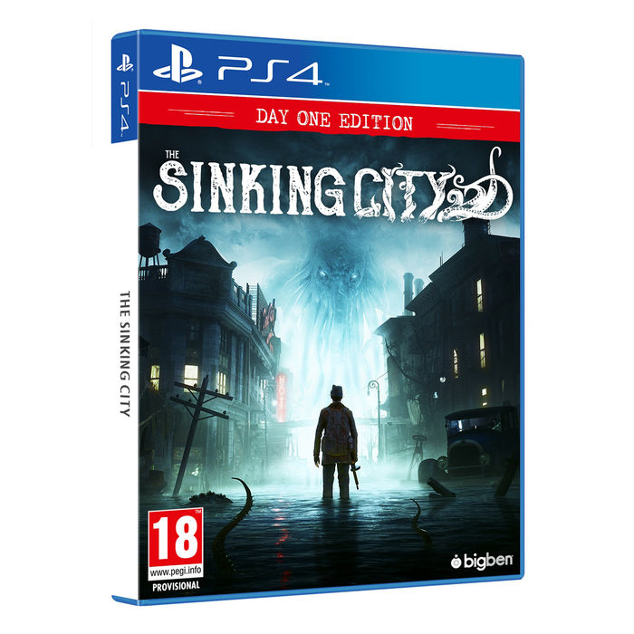 The Sinking City - Day One Edition - PS4 - thumb - MediaWorld.it