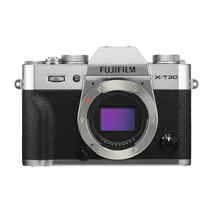 FUJIFILM X-T30 BODY SILVER - thumb - MediaWorld.it