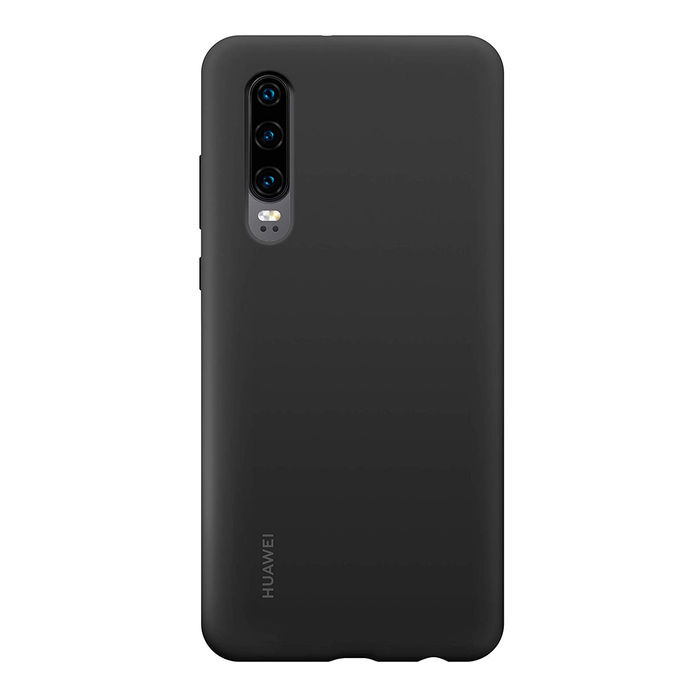 HUAWEI COVER SILICON CASE P30 NERO - thumb - MediaWorld.it