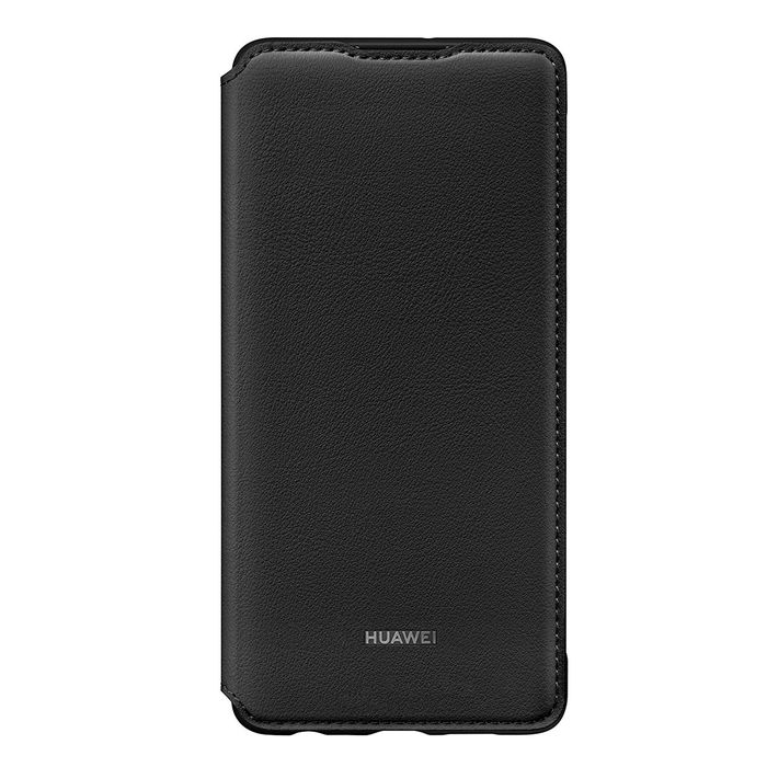 HUAWEI WALLET COVER P30 NERO - thumb - MediaWorld.it