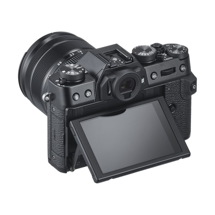 FUJIFILM X-T30 KIT XF18-55MM BLACK - thumb - MediaWorld.it