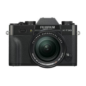 FUJIFILM X-T30 KIT XF18-55MM BLACK - MediaWorld.it