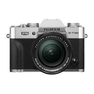 FUJIFILM X-T30 KIT XF18-55MM SILVER - MediaWorld.it