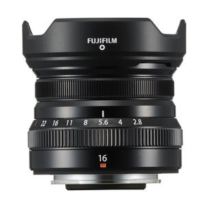 FUJIFILM XF16MM F2.8 R WR - thumb - MediaWorld.it