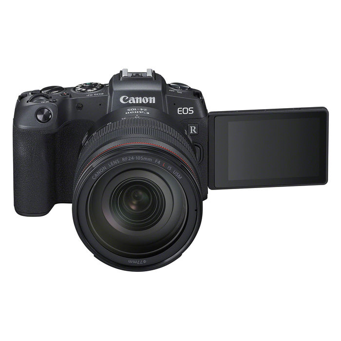 CANON EOS RP + RF24-105L & ADPT BLACK - thumb - MediaWorld.it