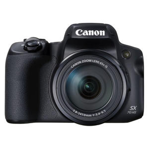 CANON SX 70 HS BLACK - MediaWorld.it