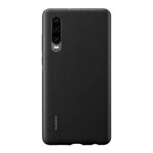 HUAWEI COVER PU CASE P30 NERO - thumb - MediaWorld.it