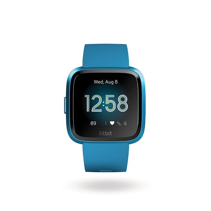 FITBIT VERSA LITE Edition Azzurro - thumb - MediaWorld.it