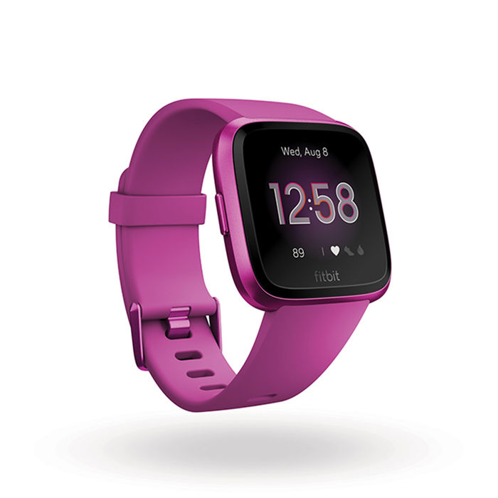FITBIT VERSA LITE Edition Magenta - thumb - MediaWorld.it