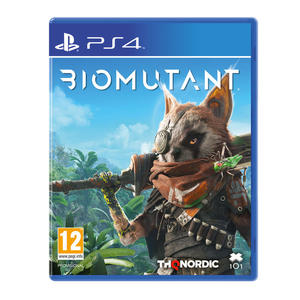 PREVENDITA Biomutant - PS4 - MediaWorld.it