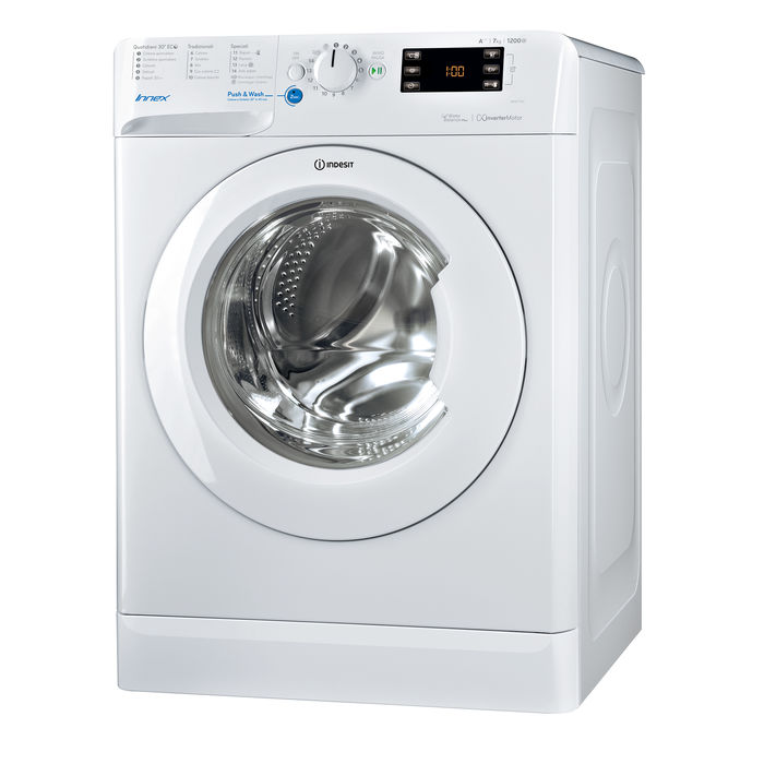 INDESIT BWE 71283X W IT - thumb - MediaWorld.it