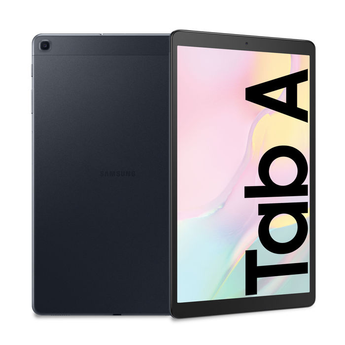 SAMSUNG GALAXY TAB A 10.1 (2019) Black - thumb - MediaWorld.it