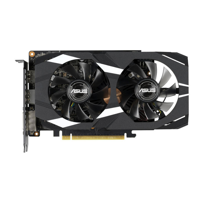 ASUS Dual GeForce® GTX 1660 Ti OC DUAL-GTX1660TI-O6G - thumb - MediaWorld.it