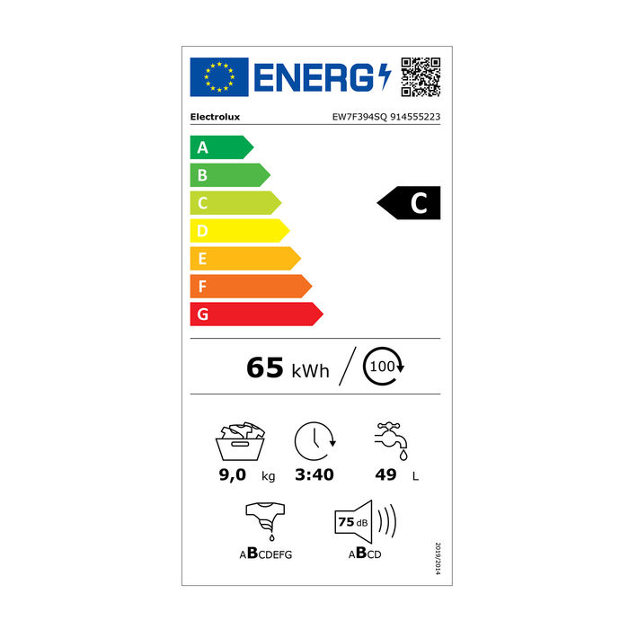 ELECTROLUX EW7F394SQ - PRMG GRADING OOBN - SCONTO 15,00% - thumb - MediaWorld.it